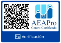 Código QR Aeapro
